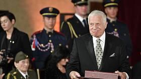Bývalý prezident Václav Klaus