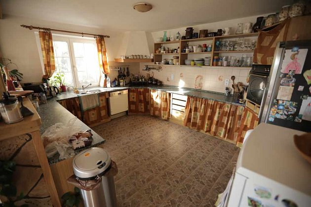 Venkovská kuchyň před proměnou