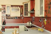kuchyně od studia Válek a Kačena