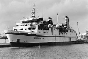 Loď Scandinavian Star