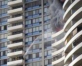 Požár v budově Marco Polo, Honolulu