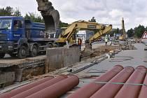 Opravy 90. kilometru dálnice D1
