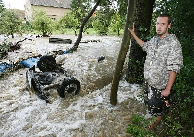 Povodeň na Litoměřicku