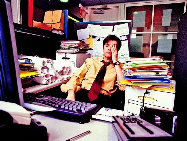 Workoholici nejsou výkonní pracovníci, ale nemocní lidé.