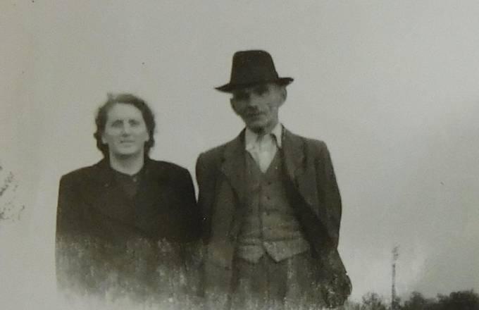 Rodiče Vladimíra Bernáta