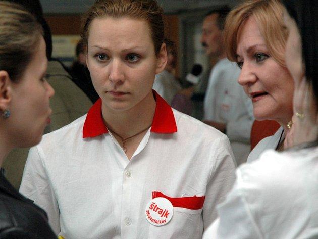 Slovenské nemocnice na začátku příštího týdne opustí na 600 zdravotních sester, pokud se s nimi vláda v příštích dnech nedohodne.