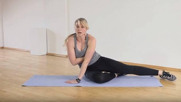 Intenzivní a rychlý trénink s Akenou Vídeňskou