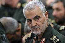 Íránský generál Kásem Solejmání