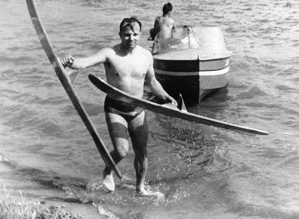 V mládí byl Jurij Gagarin docela požitkář, v práci byl ale disciplinovaný