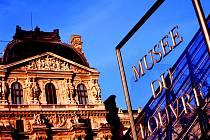 Musee du Louvre, Paříž, Francie