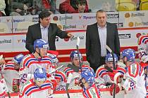 Hokejisté Česka porazili Slovensko i ve druhé přípravě hrané v Jihlavě