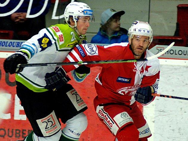 Karlovy Vary - Slavia: Tomáš Dvořák a David Hruška