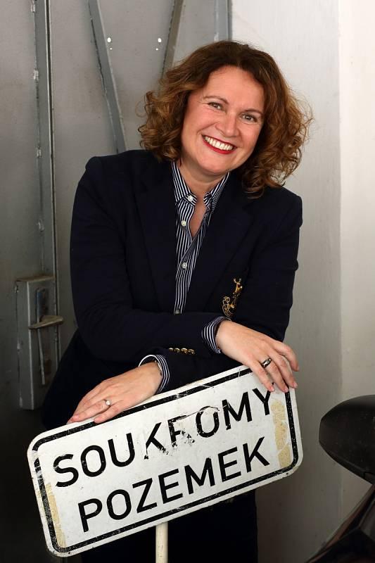 Laura Janáčková, psycholožka, sexuoložka a autorka knižních bestselerů