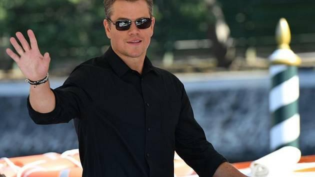 Herec Matt Damon.