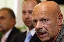 Mluvčí Bezpečnostní informační služby Jiří Šubrt