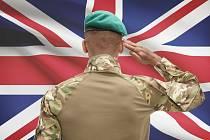 Britská armáda - Ilustrační foto