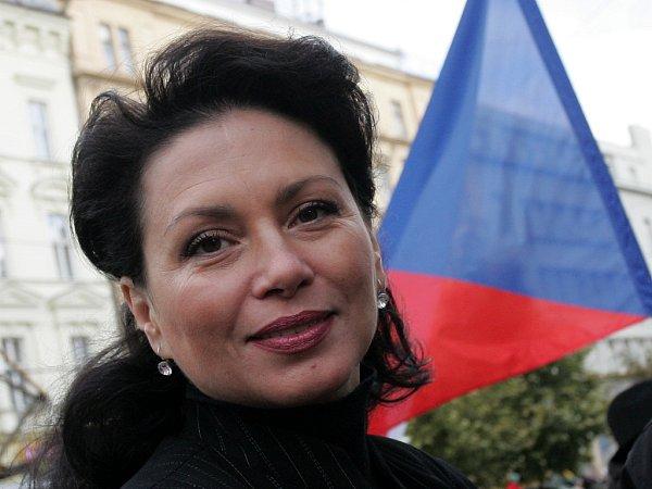 Jana Bobošíková.