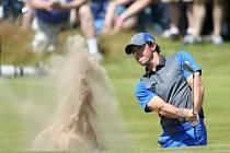 Rory McIlroy na British Open.