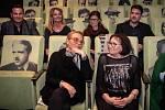 Dagmar Havlová a Marta Kubišová na křestu videoklipu k písni Modlitba pro Martu