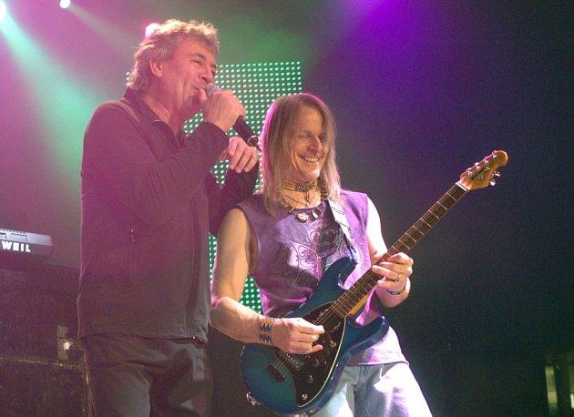 Deep Purple zahráli v únoru v Liberci.