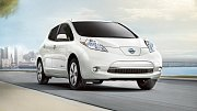 Nissan Leaf patří k menším autům, přesto stojí téměř tři čtvrtě milionu korun