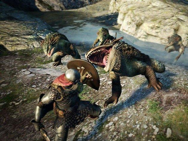 Počítačová hra Dragon's Dogma.