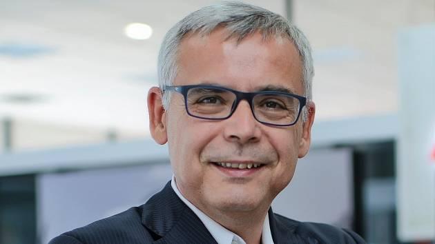 Martin Saitz - generální ředitel společnosti Hyundai Motor Czech