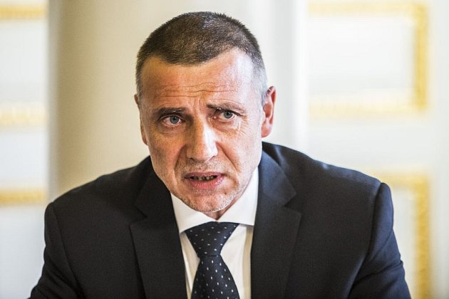 Náměstek pro vzdělávání Jaroslav Fidrmuc.