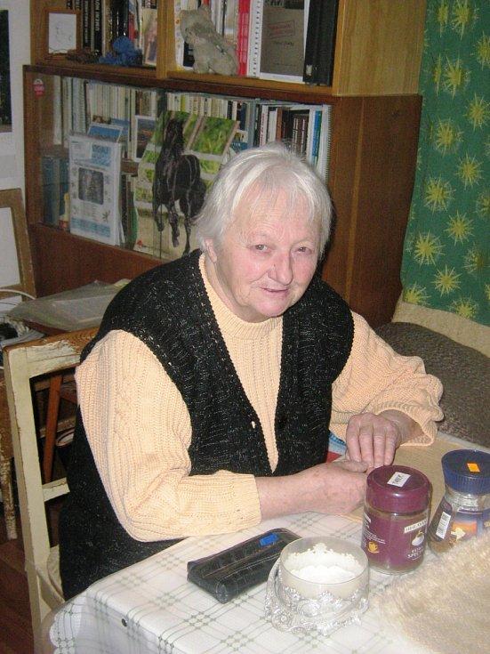 Julie Hrušková.
