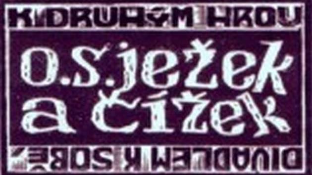 Logo Ježek a čížek