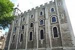 Bílá tvrz, nejstarší část londýnského Toweru