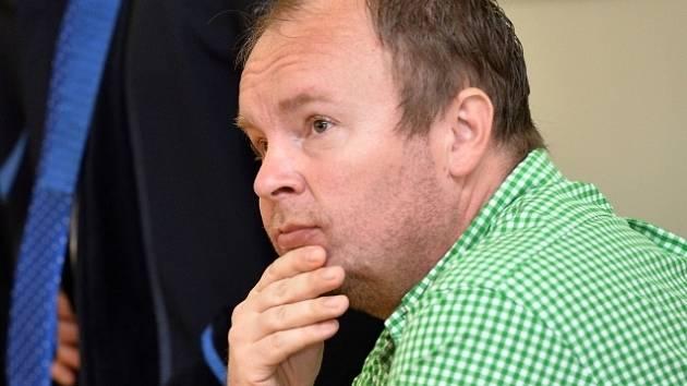Martin Svoboda u soudu