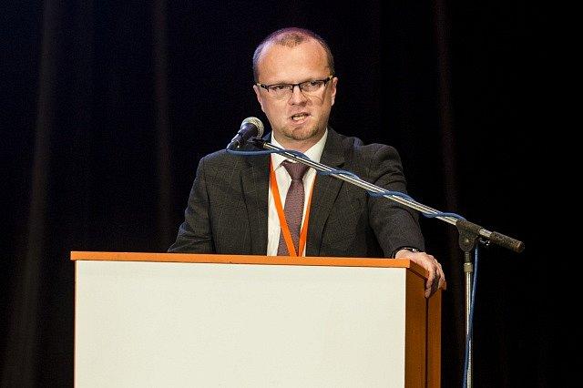 Martin Netolický z ČSSD.