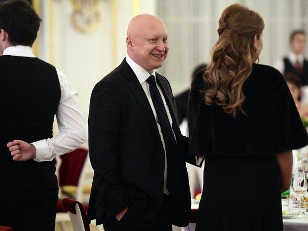 generální ředitel a předseda představenstva ČEZ Daniel Beneš.