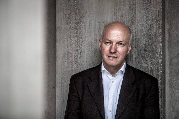 Pavel Fischer, ředitel STEM, poskytl 11.července vPraze rozhovor Deníku.