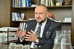 Jiří Horecký, prezident Asociace poskytovatelů sociálních služeb ČR