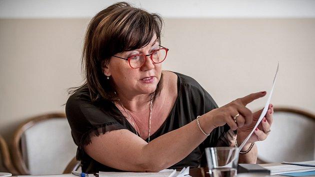 Alena Schillerová, rozhovor
