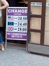 I zde, v dalším menším podniku poblíž Václavského náměstí, není výška marže až tak vysoká. Navíc se i tady vyhnete poplatkům.