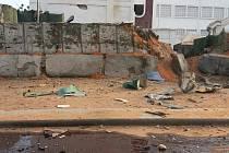 Somálským hlavním městem Mogadišem otřásl výbuch