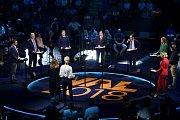 Předvolební debata ve Švédsku