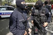 Útok na pařížském předměstí Trappes