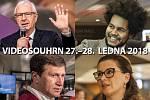 Videosouhrn Deníku – 27.–28. ledna 2018