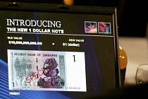 Zimbabwská centrální banka představila vzor nové bankovky na své internetové stránce.