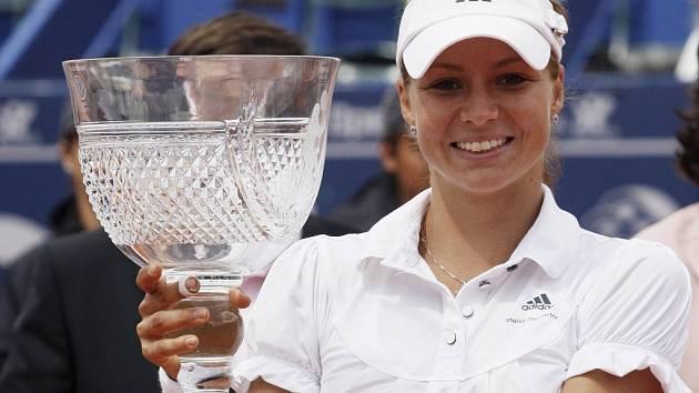 Ruska Maria Kirilenková vyhrála svůj třetí turnaj na okruhu WTA v kariéře.