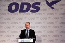 24. kongres ODS v Olomouci
