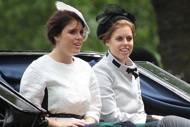 Princezny a sestry: Eugenie a Beatrice zYorku