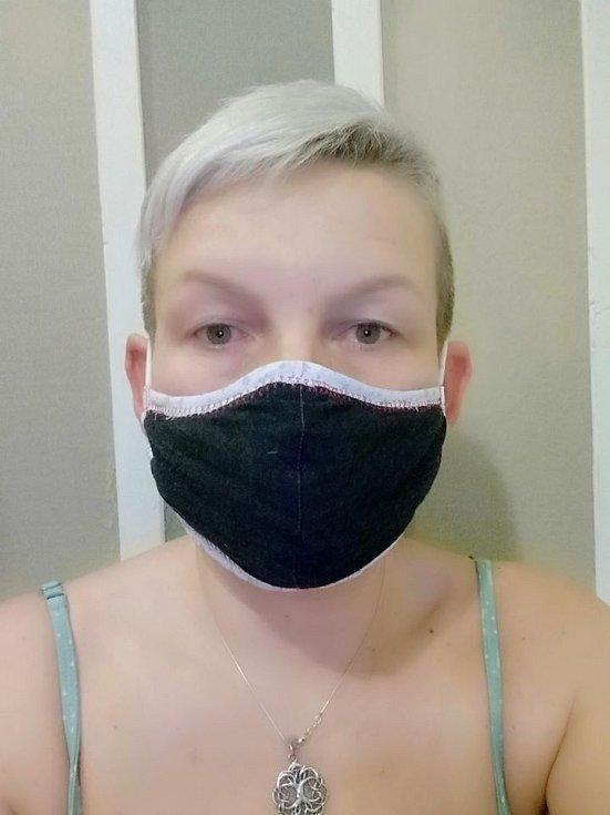 Mirka Polesná Vajrychová, Facebook