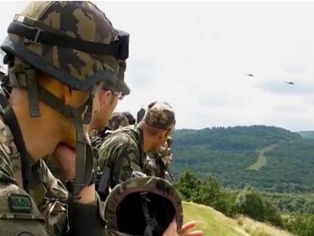 Česká armáda, ilustrační foto