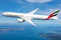 Boeing 777. Ilustrační foto.