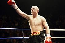 Boxer Lukáš Konečný.